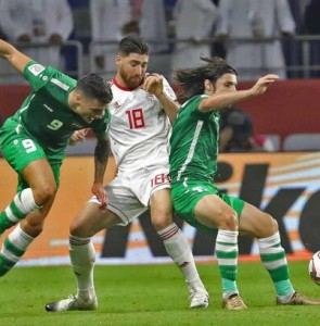 Iran to play Iraq in Basra: official