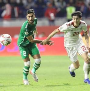 Iraq proposes Jordan as neutral venue for Iran match