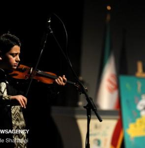 Mehr News Agency - Awarding ceremony of sixth 'Khorram Song' music festival