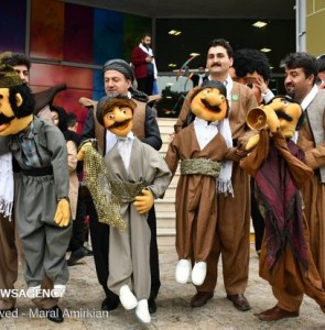 Mehr News Agency - 22nd intl. storytelling fest. in Tehran