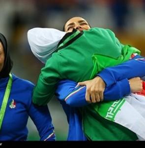 Iranian Women Team Wins Belt Wrestling World C'ships - Sports news