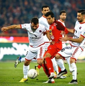 Persepolis Goes Top of Iran Professional League - Sports news