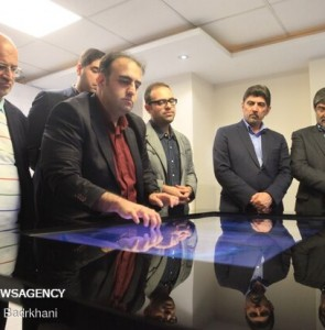 Mehr News Agency - Iran unveils virtual dissection table
