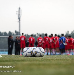 Mehr News Agency - Iran U23 last training session before departing for Thailand
