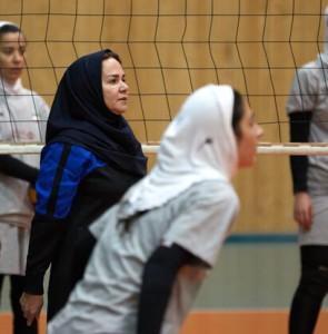 Iran coach predicts bright future for women volleyballers