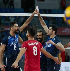 Iran into Olympic Qualification Tournament semis