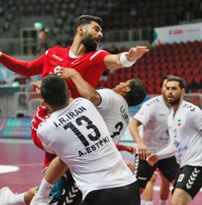 Iran to meet New Zealand at Asian Handball Championship opener