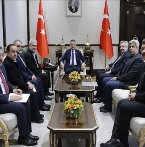 VP Sattari holds meeting with Turkish counterpart