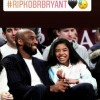 Iran's star Hamed Haddadi reacts to death of Kobe Bryant