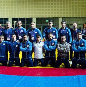 Iran Greco-Roman claims title of 2020 Asian Wrestling C'ships