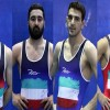 Iran freestyle wrestlers grab four medals in Asian C'ships