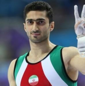 Iran's Keikha reaches pommel horse exercises final