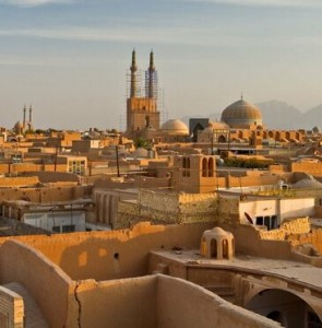 Yazd tourist attractions available online