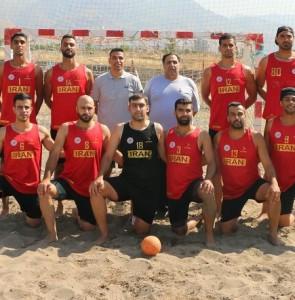 Iran handball to participate in 2020 Asian Beach Games
