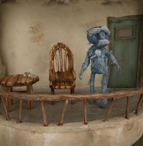 Iranian animation 'Greyish' goes to Meryland filmfest.
