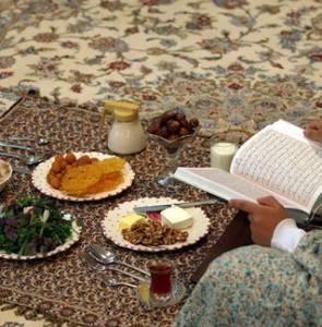 What's it like visiting Iran during Ramadan?
