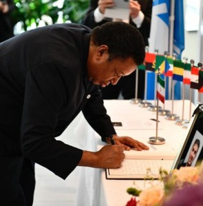 VIDEO: OPEC holds special ceremony to condole Kazempour's passing