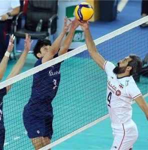 International Volleyball Federation seeks to broadcast Iran, S. Korea match on YouTube: report