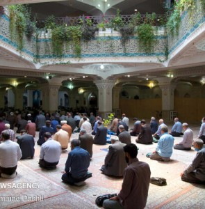 Mehr News Agency - Friday Prayers held in Ardabil after four months
