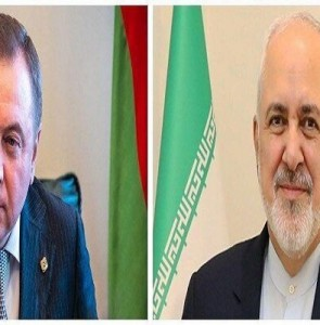 FM Zarif hopes for developing ties with Belarus