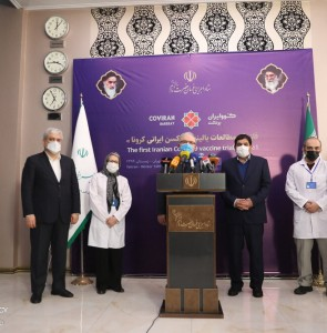 Iran enjoying a 100-year history of making vaccines: Namaki