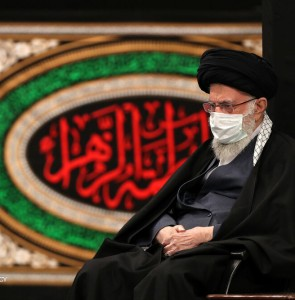 Mehr News Agency - Leader attends 2nd night of Hazrat Zahra mourning ceremony