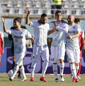 IPL: Sepahan beat Sanat Naft, Persepolis stunned in Arak