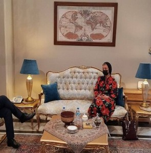 Iran, Russia confer on cultural, diplomacy coop.