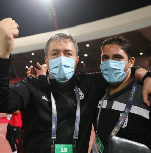 Dragan Skocic proud of Iran football team