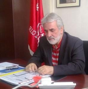 Former Persepolis GM Abbas Ansarifard dies