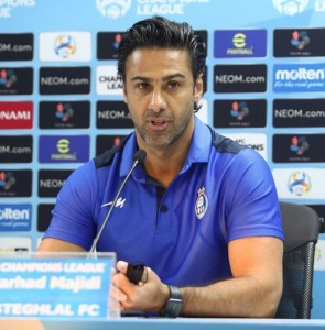 We play with all our might against Al Hilal: Farhad Majidi