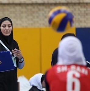 Saipa Aims to Reach Top Four at Asian Women's Club Volleyball C'ship: Coach - Sports news