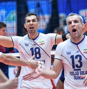 Iran's Foolad defeat Al Arabi at Asian Club Volleyball C'ship