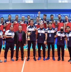 Foolad crowned champions of Asian Club Volleyball Championship