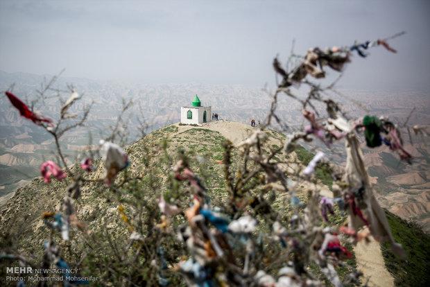 Mehr News Agency - Khalid Nabi Cemetery