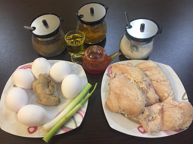 Badkoubeh Kookoo; Easily-Made Iranian Dish