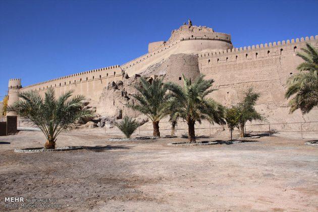Iran's Beauties in Photos: Bam Citadel
