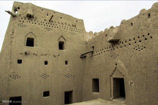 Iran's Beauties in Photos: Ancient Seb Castle