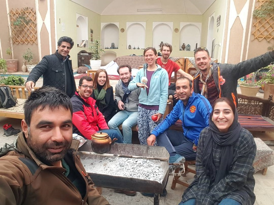Aura of Old Times in Iran's Ecotourism Destinations
