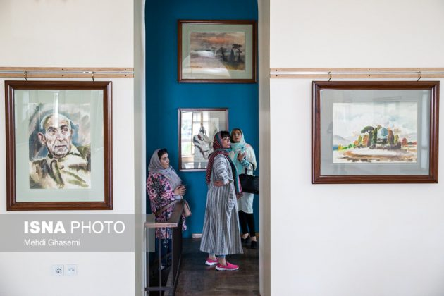 San'ati Museum in Tehran Home to 6,000 Art Pieces
