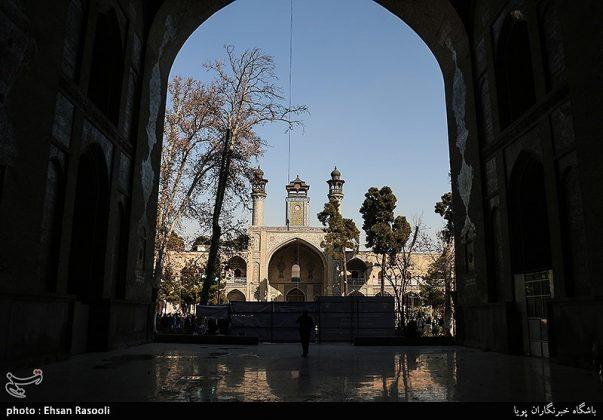 Baharestan Neighbourhood, Witness to Major Events in Tehran History