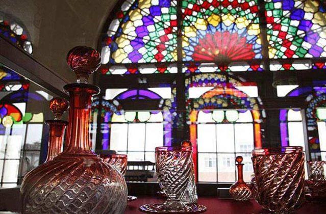 Iran's Beauties in Photos: Amir Nezam Garousi Mansion