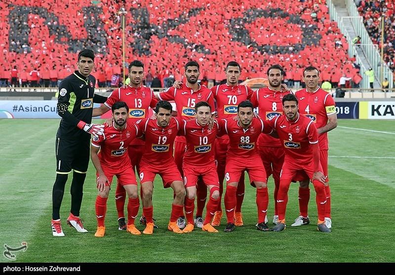 Captain Jalal Hosseini Sends Persepolis into ACL Quarters
