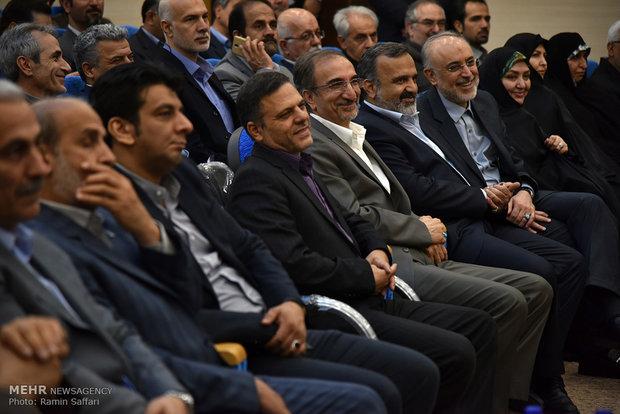 Mehr News Agency - 2nd Atomic Energy High School opens in Mashhad