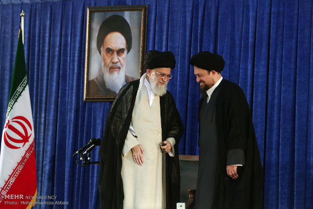 Mehr News Agency - 29th demise anniversary of Imam Khomeini (RA) observed in Tehran
