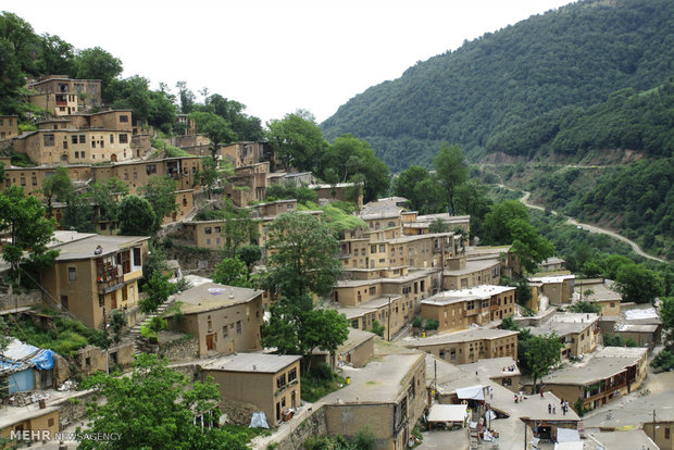 Mehr News Agency - Masouleh, must-see place for anyone visiting Iran