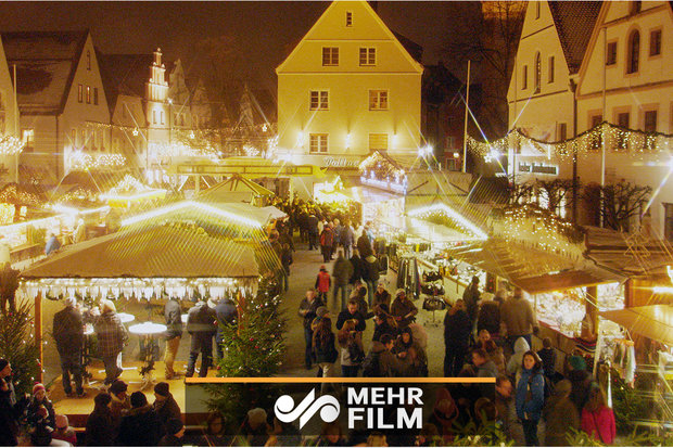 VIDEO: Pottenstein's spectacular festival of light and fire