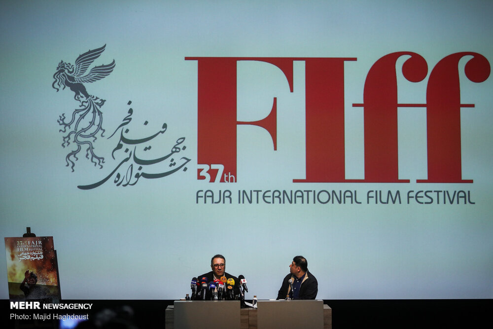 Tehran begins playing host to over 100 films at 37th FIFF