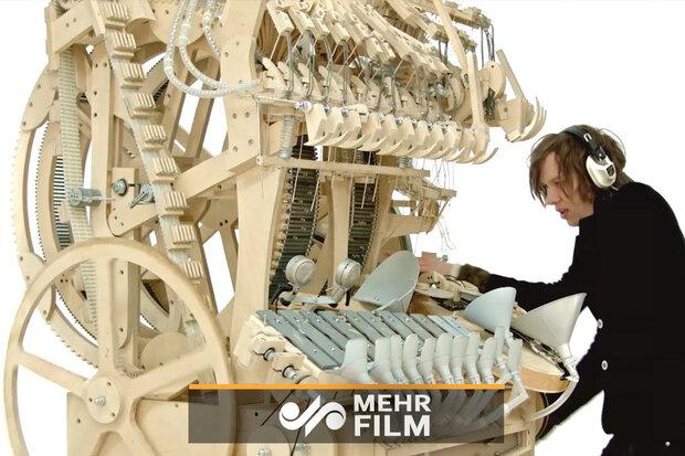 VIDEO: Rhysonic wheel automates music