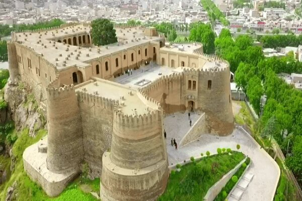 Falak-ol-Aflak: More than just a castle